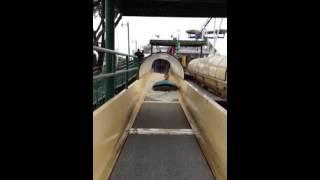 Wonderland park water slide