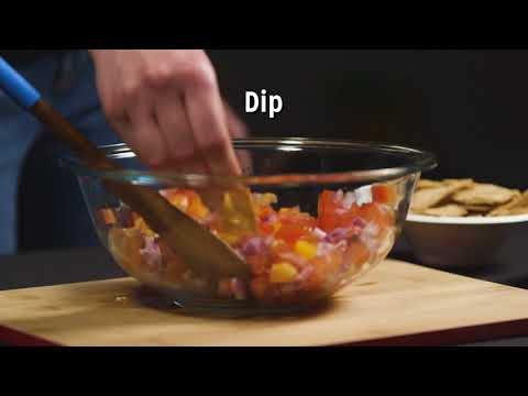 Commit to Health: Foods of the Month Recipes: 2 Easy and Delicious Salsas