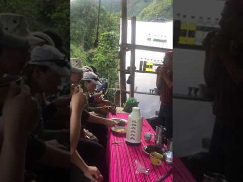 COFFEE TASTING, SALKANTAY TREK TO MACHU PICCHU 5D/4N.....Lucmabamba - Llaqtapata