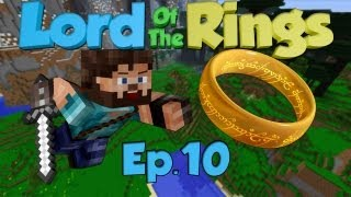 Minecraft Lord of the Rings: Ep.10 - Orc Massacre