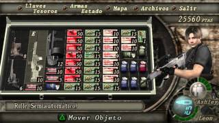 Resident evil 4 Profesional NO DAMAGE Capitulo 5-2
