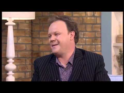 Justin Fletcher on This Morning  ITV1 London 4th March 2015