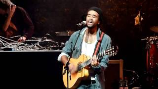 HD - Patrice - Situation (NEW SONG) live @ Orpheum in Graz 10/10/2010, Austria