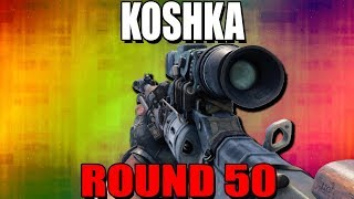 KOSHKA ON ROUND 50 - Call of Duty Black Ops 4 Zombies