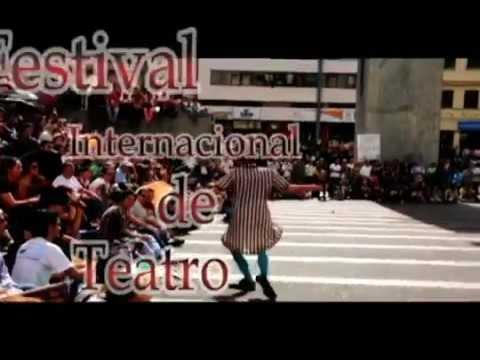 Festival Internacional de Teatro de Manizales .