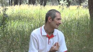 Вайшнавы из Запорожья в гостях у вайшнавов из Кременчуга - часть 3