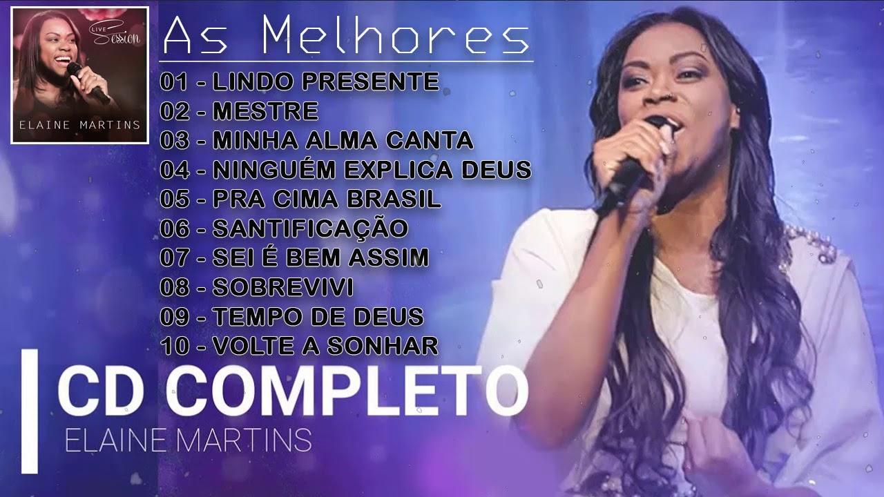ELAINE MARTINS CD COMPLETO SO AS MELHORES
