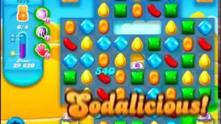 Candy Crush Saga SODA Level 1378 CE