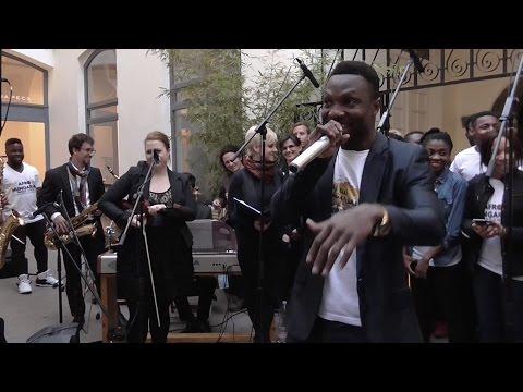 30th April 2016 Afro-Hungarian Mass Choir Concert Pécs, Nick Udvar