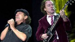 ac/dc Rock you heart Out