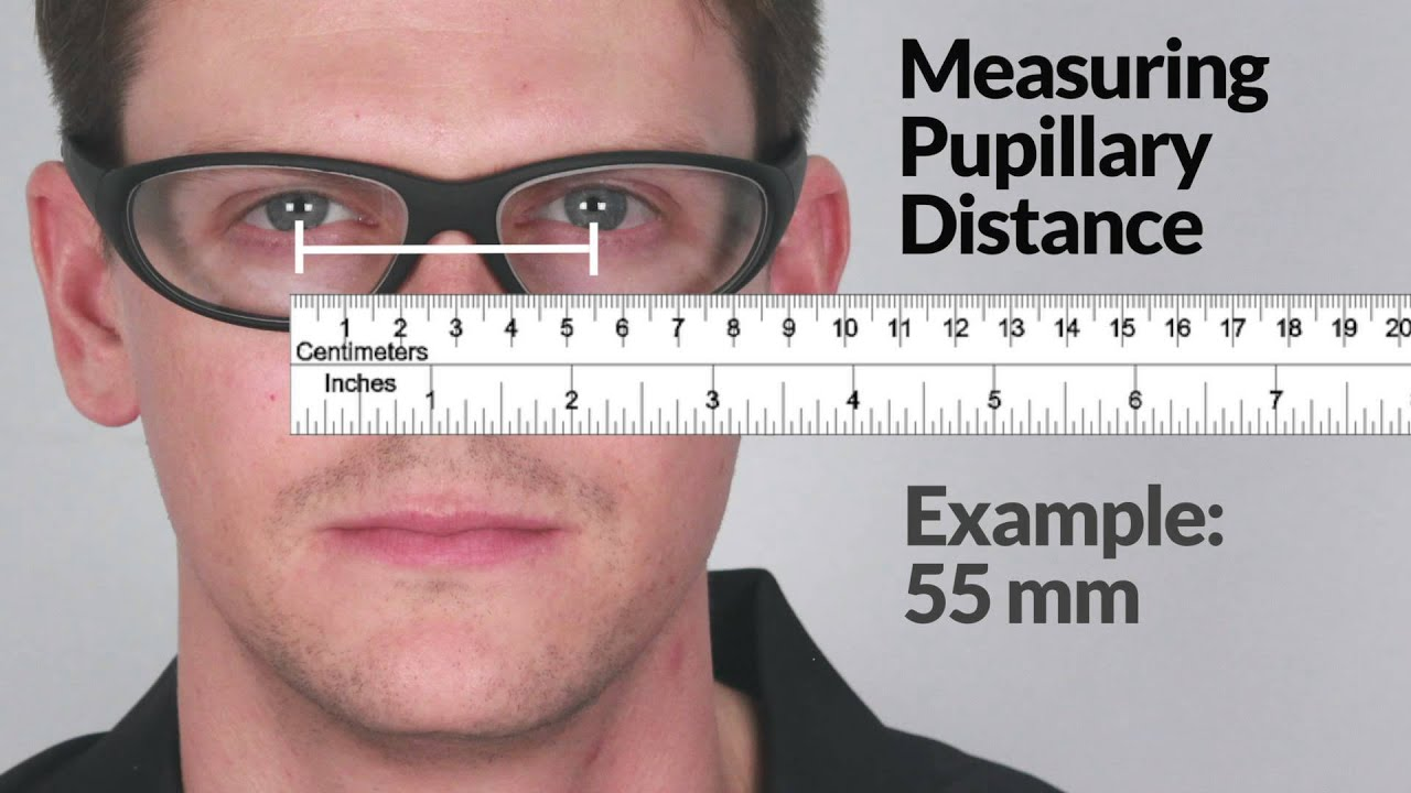 how to measure for sunglasses  How to Measure Pupillary Distance and Segment Height for Lead ...