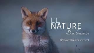 """""""De Nature Bourbonnaise"""", le nouveau film humanimalier de Frank PIZON - Bande annonce officielle"""