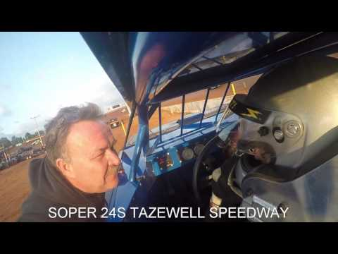 TAZEWELL SPEEDWAY SOPER 24S
