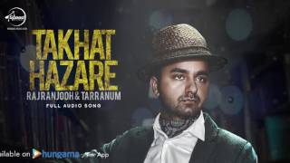 Takht Hazare ( Full Audio Song ) | Raj Ranjodh | Tarranum | Punjabi Song Collection | Speed Records