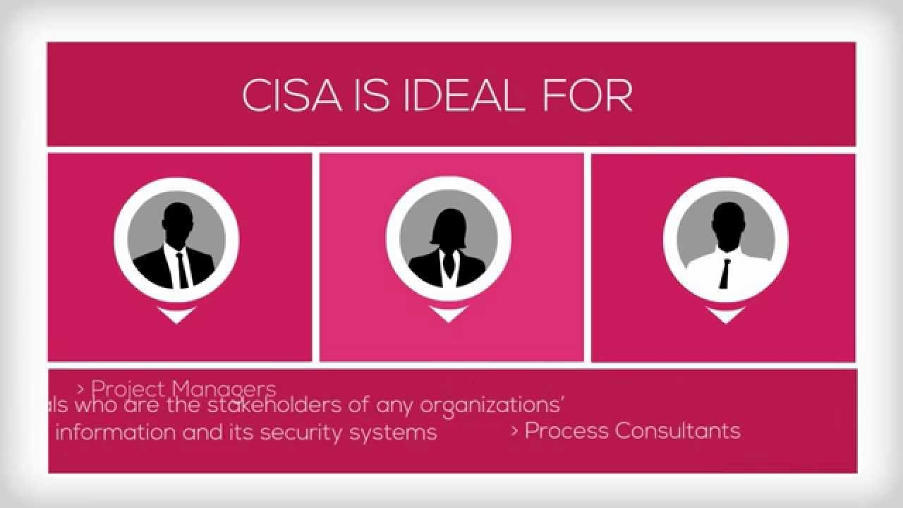 Cisa Certification Why Do It Classroom Online Certification