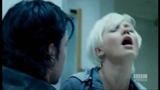 Connor shoots Abby! - Primeval - BBC America