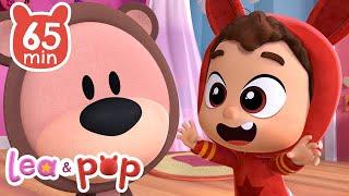 Osito Teddy 🐻🧸 y más música para bebés - Canciones infantiles de Lea y Pop