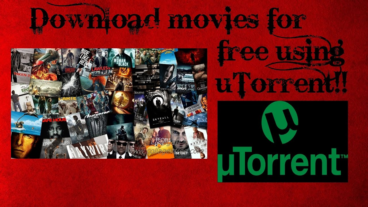 Download movies and TV shows using uTorrent under 20 minutes!!