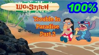 Lilo & Stitch: Trouble In Paradise PS1 100% Playthrough Part 2