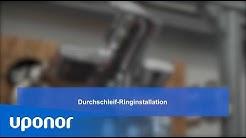 Trinkwasserhygiene und Warmwasserkomfort im Einklang - Durchschleif-Ringinstallation