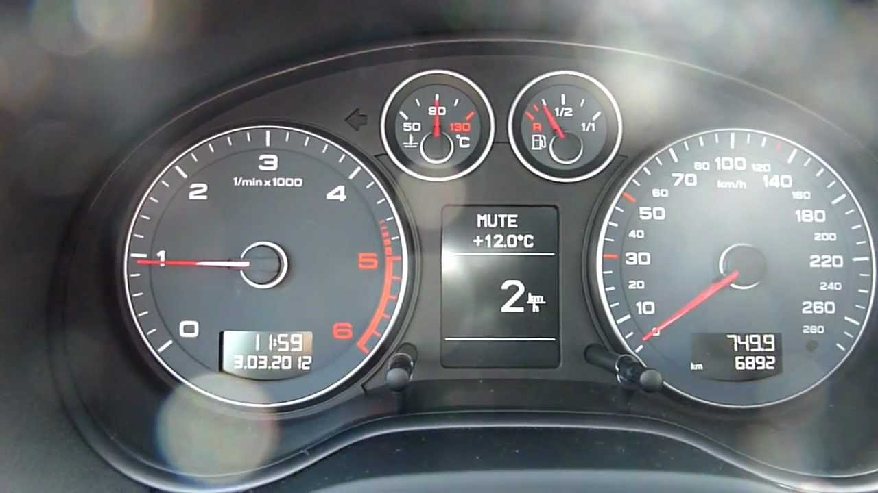audi a3 2 0 tdi 140 acceleration test youtube. Black Bedroom Furniture Sets. Home Design Ideas