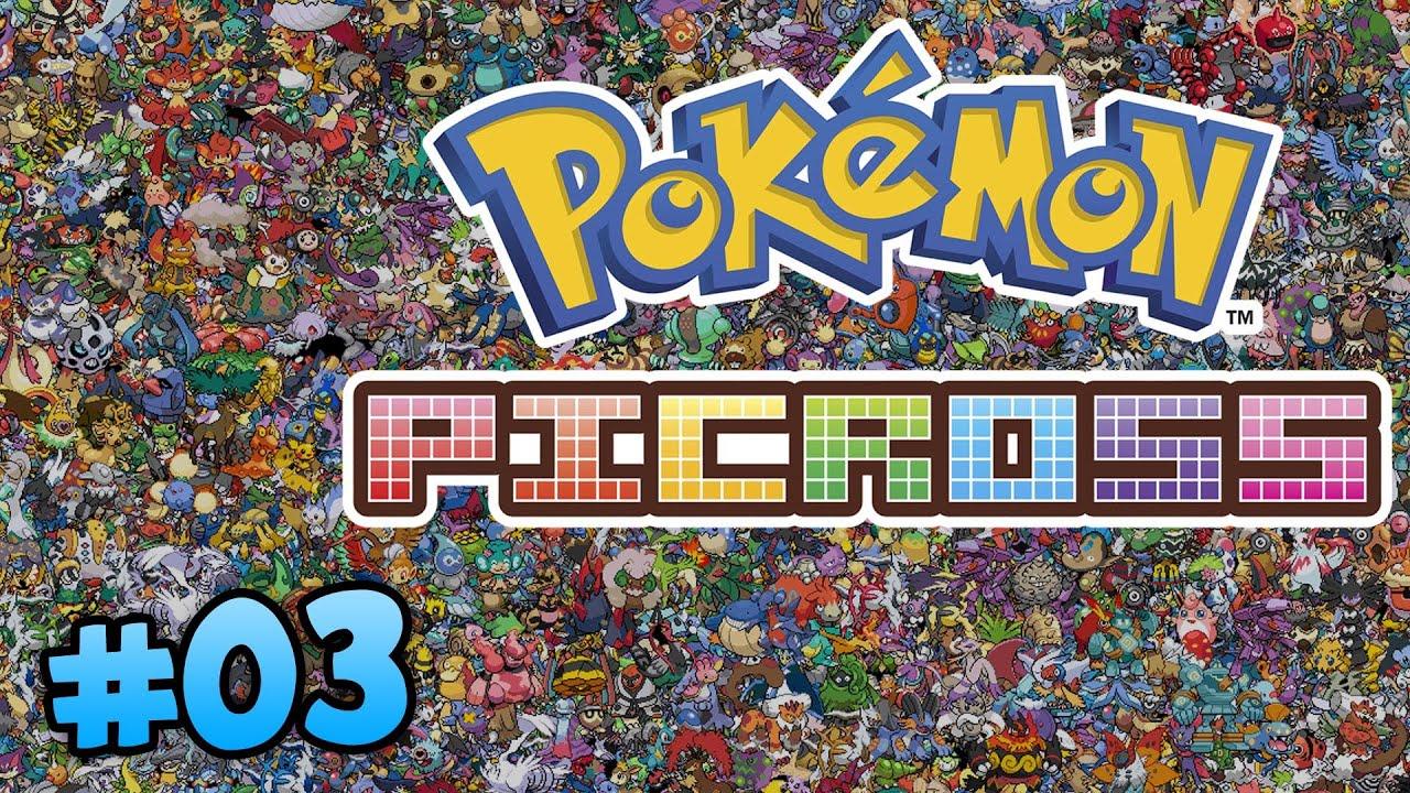 pokemon picross s01 03 images pokemon images On mural 01 pokemon picross