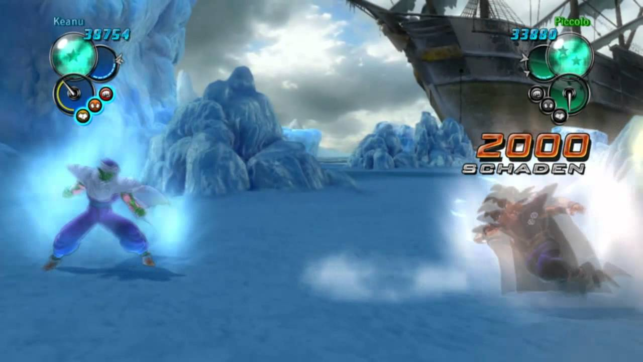 Lets Play Dragonball Z Ut Hm Blindxbox360 Part 47 Piccolos