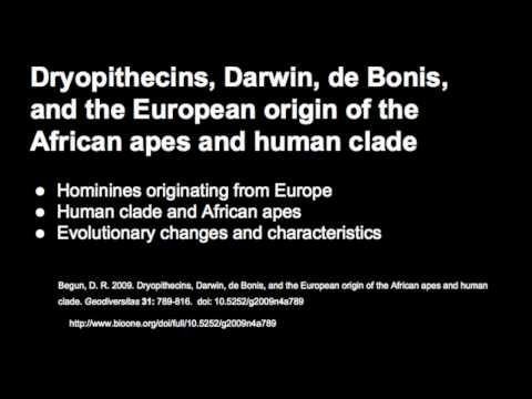 The Origins of Clades