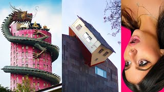 CRAZY Houses You Wont Believe People Live In