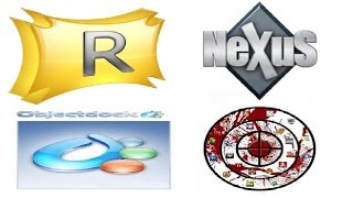 HOW TO DOWNLOAD AND INSTALL ROCKETDOCK STAKDOCKLET,OBJECKTDOCK,RKLAUNCHER,CIRCLEDOCK,NEXUS