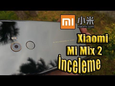 Xiaomi Mi Mix 2 inceleme - Uzun son inceleme...