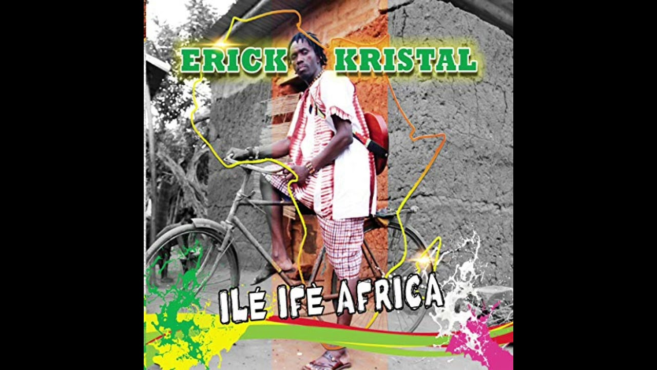 Erick Kristal - We'll be loving you Jésus