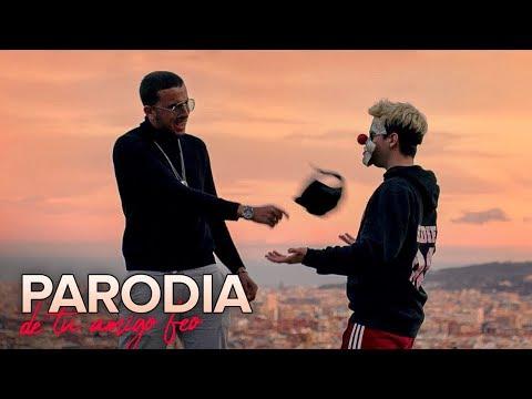 AMORFO (Parodia) | Bad Bunny x Hamza Zaidi