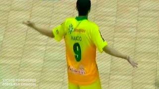 Dribles Mágicos Do Futsal 2018 || HD