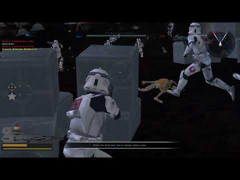 Star Wars Battlefront II Classic | Saleucami Valley Battle | |