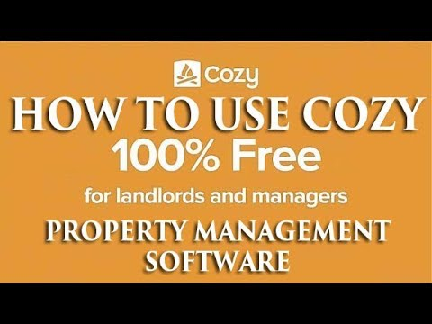 How To Use Cozy A FREE Property Management Software For Landlords Review And Walk-through