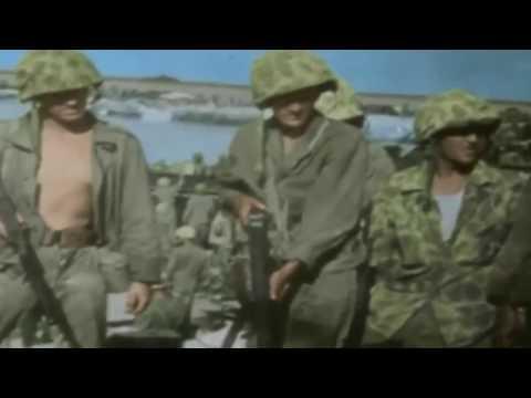 Bill Winters WWII Marine Vet