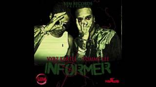 Vybz Kartel Ft Tommy Lee - Informer [Full Song] MAY 2012