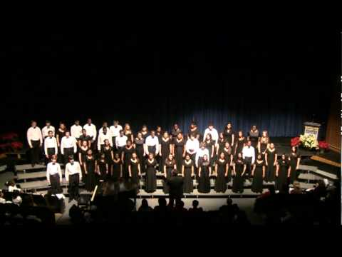 Ride The Chariot, arr. W.H. Smith - Baldwin HS Concert Choir