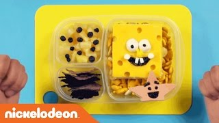 SpongeBob SquarePants | Back to School: Awesome Bento Box | Nick