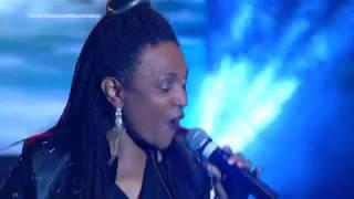 Carlene Davis performing 'Praising God' at Caribbean Love Now Fundraiser