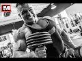 Dallas Mccarver Real Time Work Out .. BTS with Most Muscular Magazine