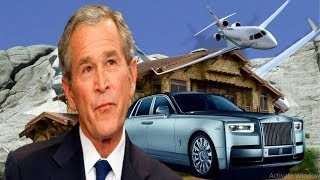 7 EXPENSIVE THINGS OWNED BY THE BUSH FAMILY