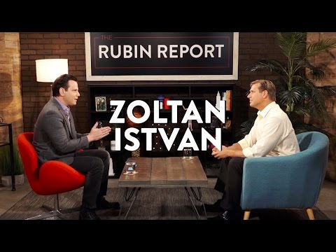 Zoltan Istvan and Dave Rubin: Transhumanism, Capitalism, and Future Technology  (Full Interview)