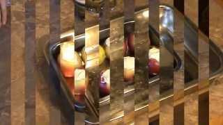 ДЕТСКОЕ ПИТАНИЕ.Яблока запеченные с творогом