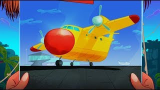 Zig & Sharko ✈ ZIG GETS A PLANE ✈ FLIGHT 2019 compilation 🛩 Cartoons for Children