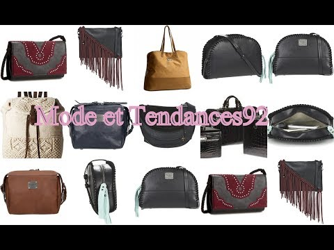 sac à main | HEXAGONA | CUIR | VENDU | Mode & Tendances92