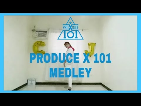 PRODUCE X 101 MEDLEY (31 BOYS 5 CONCEPTS)