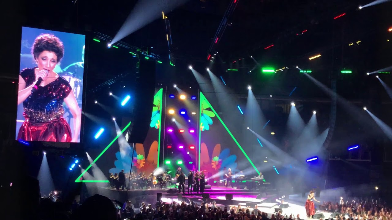 Doris Ti Arena Zagreb 2019 Youtube