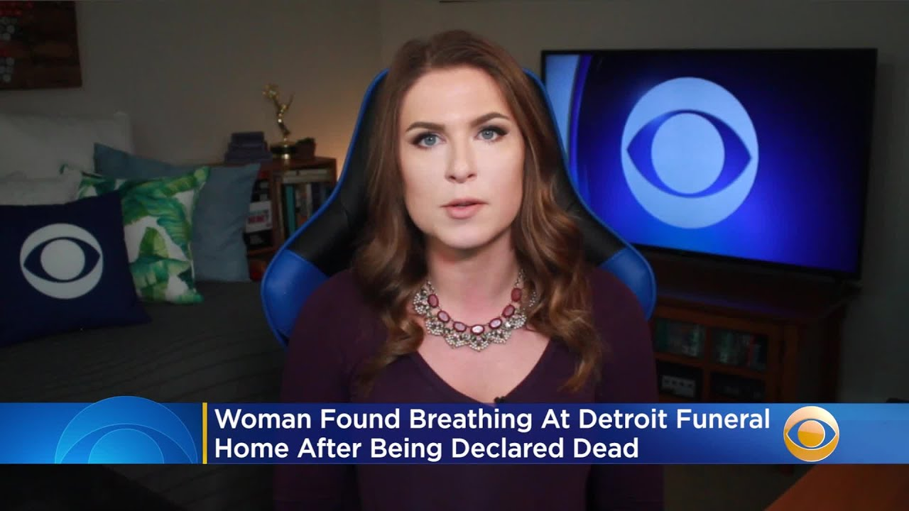 Woman Found Breathing At Detroit Funeral Home After Being Declared Dead
